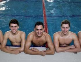Yerli Phelpsler olimpiyat yolunda