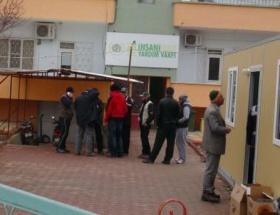 İHHya polis baskını