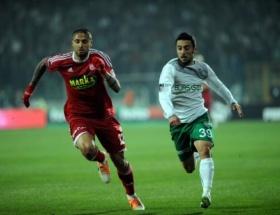 Bursaspor 2-1 Sivasspor