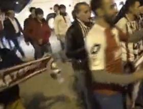 Tokatsporlu taraftarlar İstanbula gitti