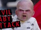 Şeytan bebek şakası