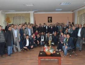 AK Parti Kozanda Kazım Özgan ile yola devam kararı aldı