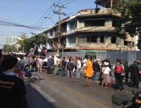 Tayland Şeyhülislamı protestoları kınadı