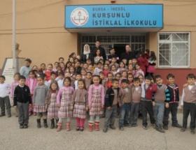 İnegölde öğrencilere bilimsel eğitim etkinliği