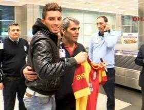 Galatasaraya kavuştum