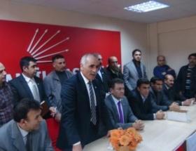 CHPye DSP ve BDPden katılım
