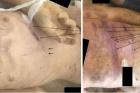 Suriyeden şok işkence fotoğrafları +18