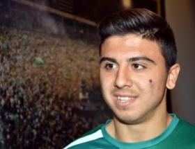 Bursaspor, Ozanla sözleşme uzattı