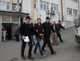 Traktör galericilerini dolandıran 4 kişi tutuklandı