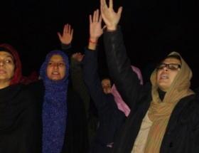 Pakistanda terör saldırıları protesto edildi