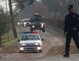 Ordu komutanı Suriye sınırında