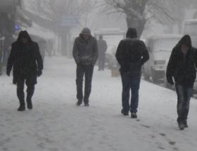 Malatyada hafta sonu kar yağışı bekleniyor