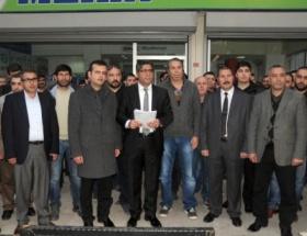 AK Partiden istifa