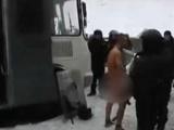 Bu görüntüler Ukraynayı karıştırdı