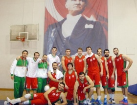 Basketbolda 3. Lige çıkan Bostanlıspor için hedef 2. Lig