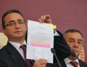 Adalet Bakanı Bozdağ, hakkındaki fezlekeyi Meclise göndermeli