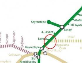 Mini metro Taksime bağlanıyor