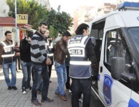 Bozovada kablo hırsızları yakalandı