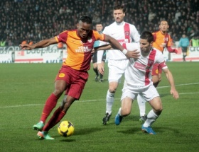 Gaziantepspor 0-0 Galatasaray