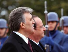 Türkiye - Fransa işbirliği artıyor