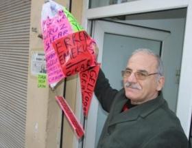 Torba yasasına Bafralı emeklilerden tepki