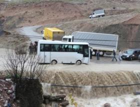 Şırnak-Cizre karayolu ulaşıma açıldı