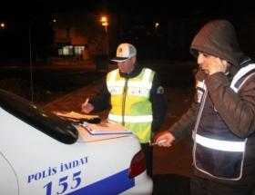 Hırsızlık şüphelisi iki kişi yakalandı