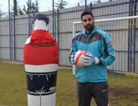 Genç Bayram 450 dakikadır gol yemiyor