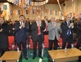 AK Parti Muşta aday tanıtım toplantısı düzenledi