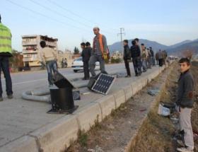 Osmaniyede trafik kazası: 5 yaralı