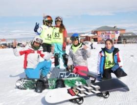 Muşta 14 ilden 118 sporcunun katıldığı Kış Oyunları başladı