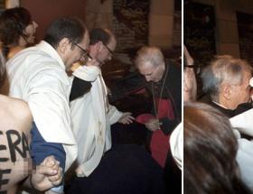 Başpiskoposun başına kanlı kilot