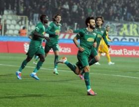Akhisar Belediyespor 1-1 Eskişehirspor