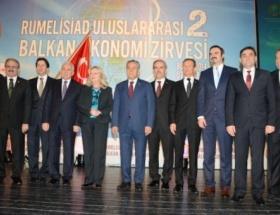 Balkan Ekonomi Zirvesi Bursada toplandı