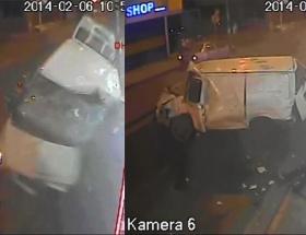 İstanbulda inanılmaz kaza!