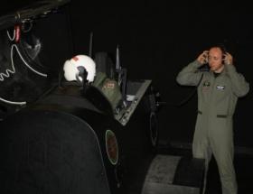 Pilot eğitim simülatör merkezi Çiğlide hizmete girdi
