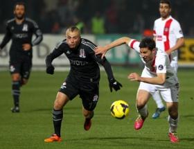 Gaziantepspor 1-2 Beşiktaş