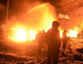Batı bölgelerden eylemciler Kieve gidiyor