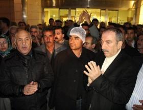 Akçakalede 4 BDPliye darp iddiası