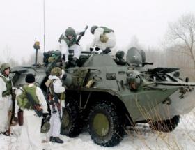 Ukrayna: Rus kuvvetleri sınıra çok yakın