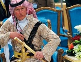 Prens Charles Arap oldu