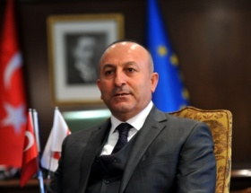 Alanyada Bakan Çavuşoğlu sevinci