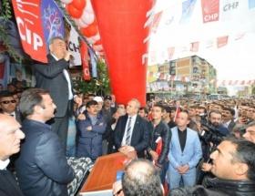 Başkan Kocaoğlu Kınıkta CHP seçim bürosu açtı