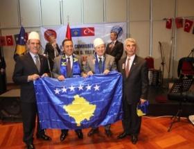 Kosovanın bağımsızlığı Bursada kutlandı