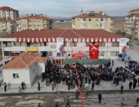 Gesi Fatih sosyal ve spor tesisleri açıldı