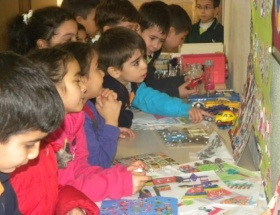 Burç Kozanda koleksiyon sergisi açıldı