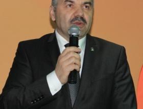 Başkan adayı Mustafa Çelik, Erkilette projelerini açıkladı