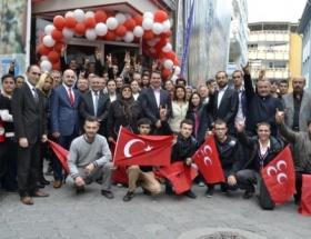 Denizlide MHPye toplu katılım