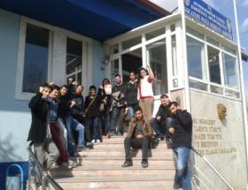13 TGB üyesi gözaltına alındı