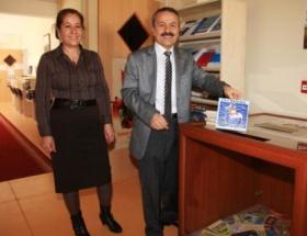Aksaray Üniversitesinden kitap toplama kampanyası